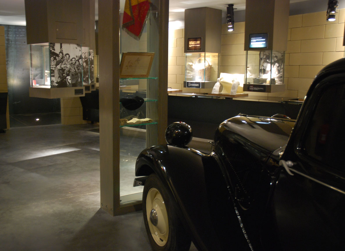 Musée d'Histoire du 20e siècle