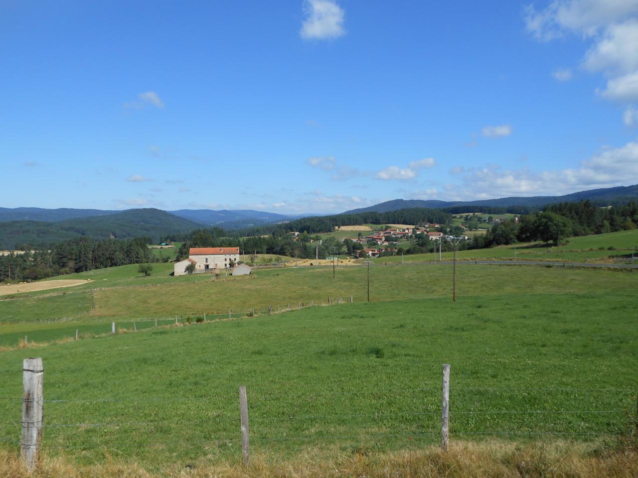 Salayes vallée de l'Ance
