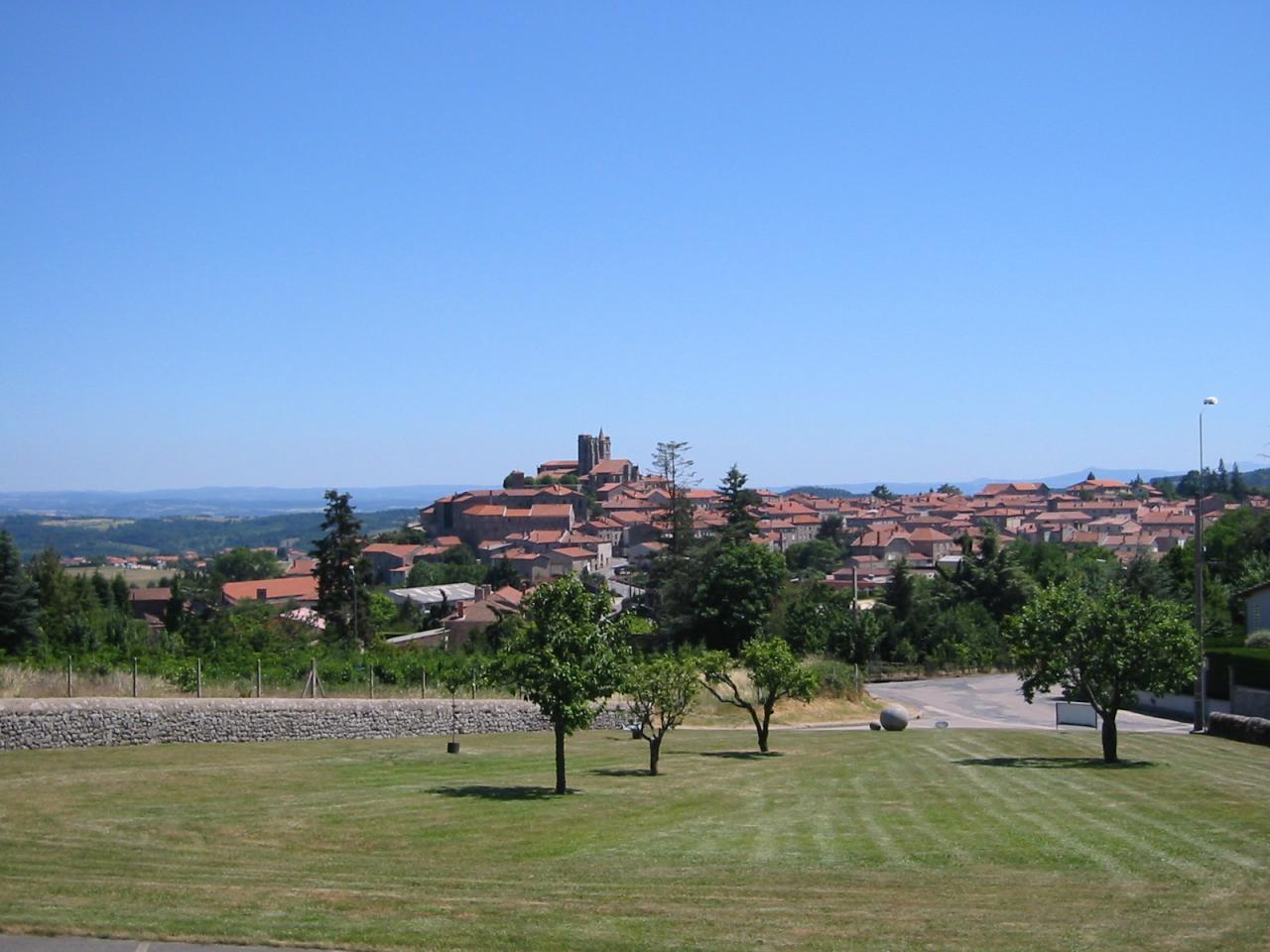 St Bonnet le Château