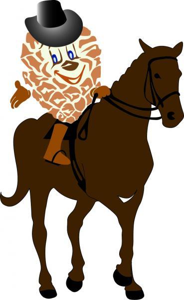Babelou cheval