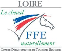 Comité départemental de tourisme équestre de la Loire