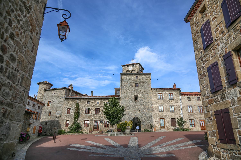 Marols - village de caractère en Loire
