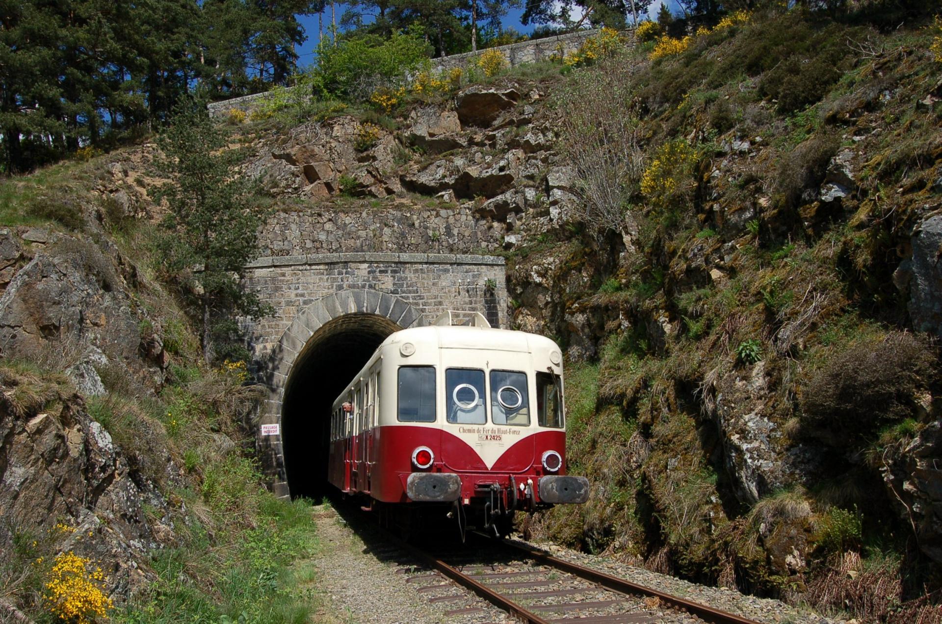 Train Touristique du Haut Forez